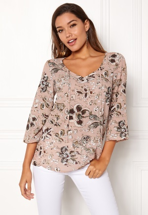 Happy Holly Heather blouse Pink / Patterned 52/54 thumbnail