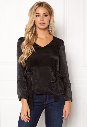Happy Holly Jannike blouse Black 36/38 thumbnail