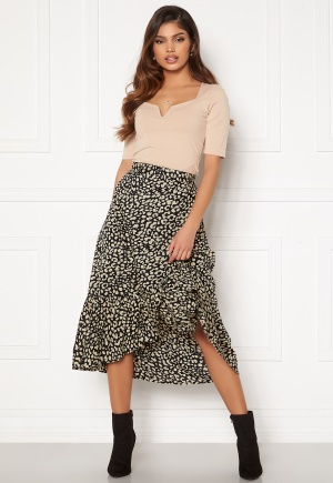 Happy Holly Michelle skirt Black / Beige 48/50