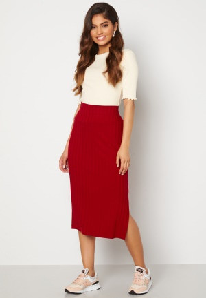 Happy Holly Mila Penskirt Red 32/34
