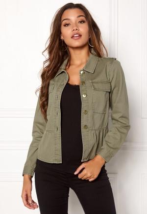 Happy Holly Sanne jacket Khaki green 44/46 Happy Holly