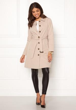 Happy Holly Scarlett coat Light beige 36/38