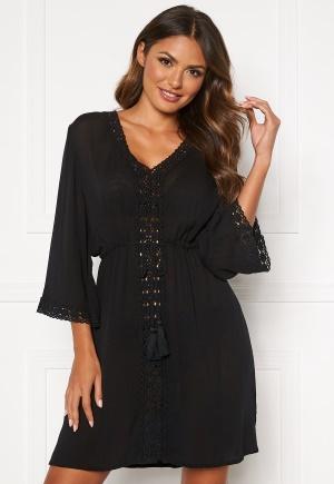 Happy Holly Sienna beach tunic Black 32/34S