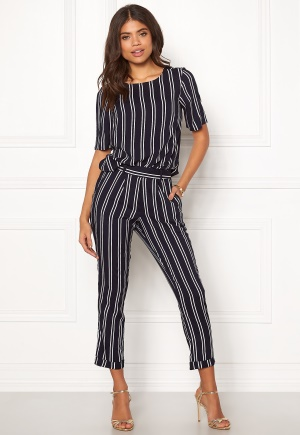 Happy Holly Thea woven top Striped 48/50