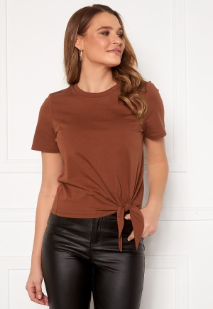 Image of Happy Holly Tove Knot Top Cinnamon 48/50