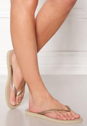 Havaianas Slim Flip-flop Sand/grey/light gold 35/36