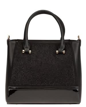 ALPINI Käsilaukku, Tirabad Musta One size