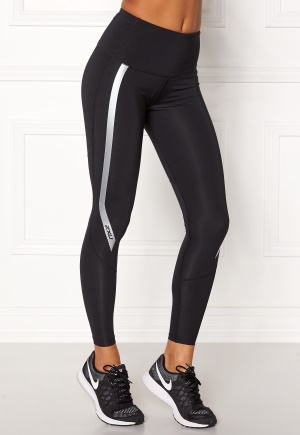 2XU Hi-Rise Compression Tight Black/Silver M