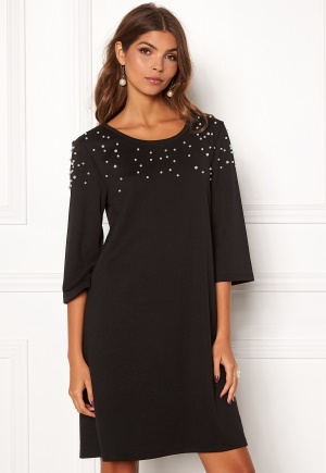 Image of VILA Hilmas S/S Dress Black XS