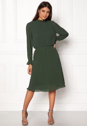 ICHI Blair Dress Pineneedle 38
