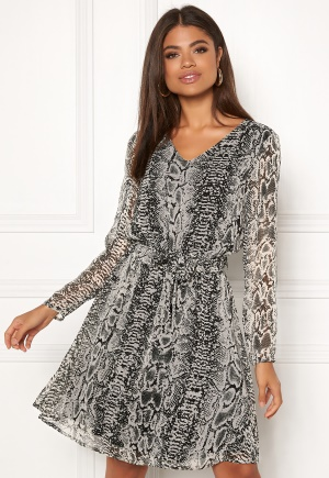 ICHI Inger Dress Feather Gray XL