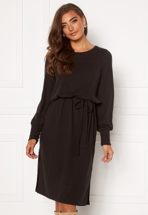 ICHI Yose Dress Black XL