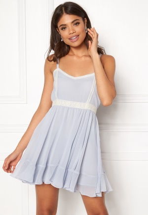 Ida Sjöstedt Alisha Dress Light Blue 36