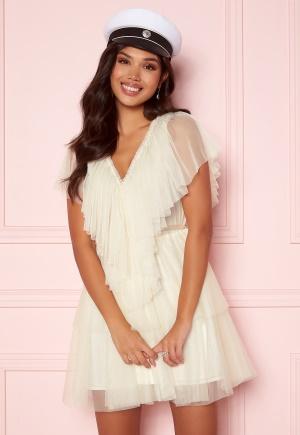 Ida Sjöstedt Aurora Dress Ivory 36
