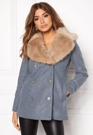 Ida Sjöstedt Joy jacket Khaki/blue/beige M