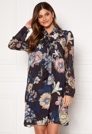 Ida Sjöstedt Shirley Dress Maxi Florals 36
