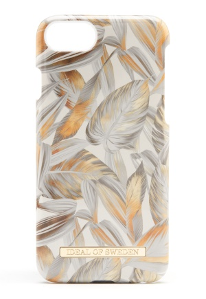 iDeal Of Sweden Fashion Case iPhone Platinum Leaves iPhone 8/7/6/6s