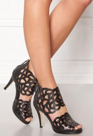 SARGOSSA Inspire Heels Black Nappa 38