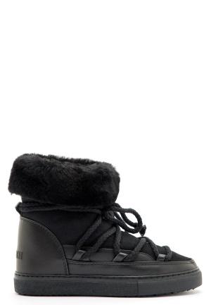 INUIKII Classic High Sneaker 201 Black 36