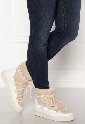 INUIKII Felt Sneaker White 40