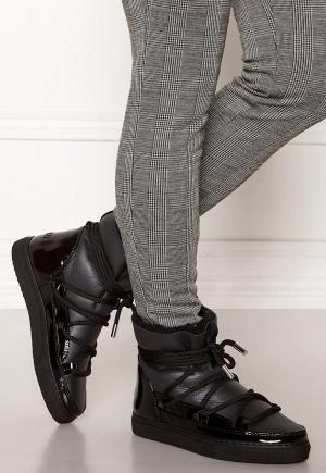 INUIKII Sneaker Gloss Black 37