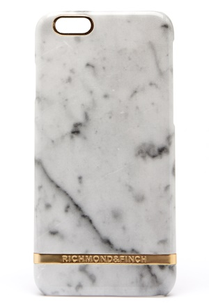 Richmond & Finch Iphone 6/6S Case Carrara Marble iPhone 6/6s