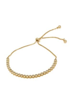 Ivory & Co Tivoli Gold Bracelet Gold One size