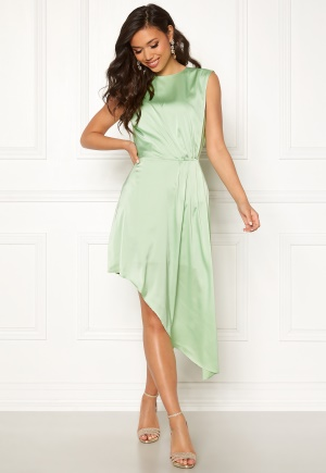 Ivyrevel Asymmetric Dress Pastel Green 36