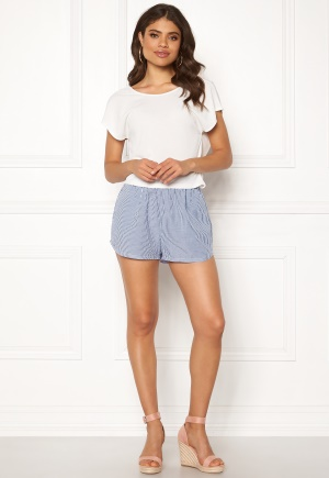 Ivyrevel High Waisted Shorts Blue Mix 40