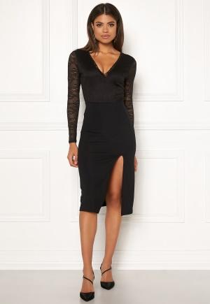 Ivyrevel Rib Slit Skirt Black XS