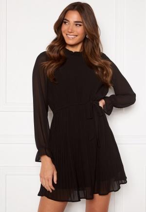 Jacqueline de Yong Bibi LS Dress Black 40