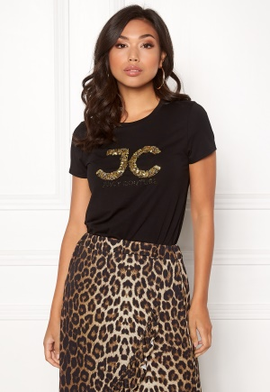 Juicy Couture JC Tee Pitch Black S