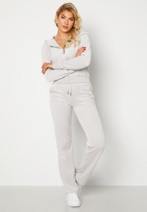 Juicy Couture Cotton Rich Del Ray Pant Quiet Grey L