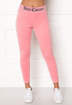 Juicy Couture Juicy Jacquard Legging Sorbet Pink M