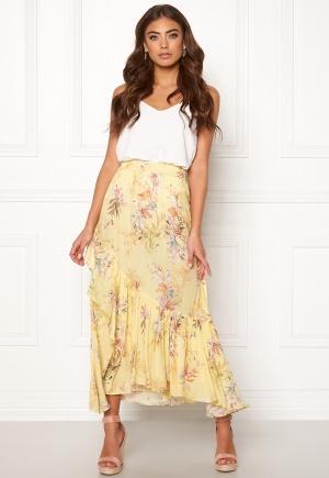 Ravn Kai Skirt Yellow Flower L