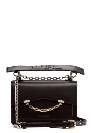 Karl Lagerfeld Karl Seven Shoulderbag Black One size