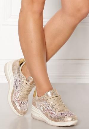 LA Gear Lush Sneakers Champagne 39