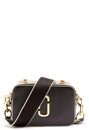 The Marc Jacobs Large Snapshot Black One size