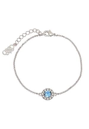 LILY AND ROSE Celeste Bracelet Light Sapphire One size