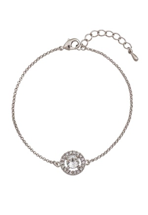 LILY AND ROSE Miss Miranda Bracelet Crystal One size