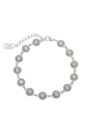 LILY AND ROSE Petite Kate Bracelet Crystal One size
