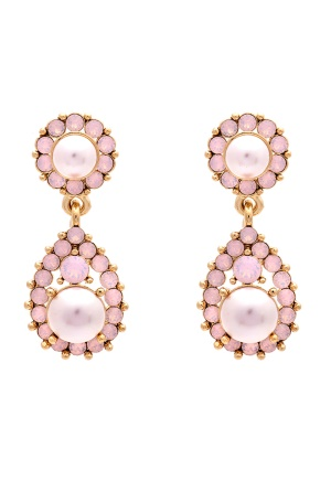 LILY AND ROSE Sofia Pearl Earrings Rosaline One size thumbnail