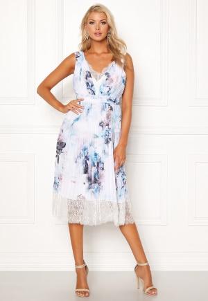 Little Mistress Bella Midi Dress Multi L (UK14)