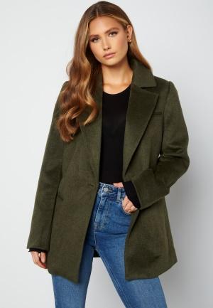 Lojsan Wallin x BUBBLEROOM Blazer Jacket Green 34
