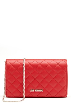 Love Moschino Love M Small Bag Red One size