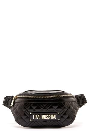 Love Moschino Bum Bag Black One size