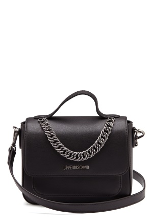 Love Moschino Easy Chain Bag Black One size