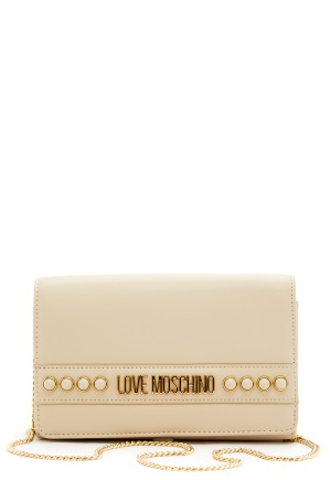Love Moschino Evening Bag 110 Ivory One size