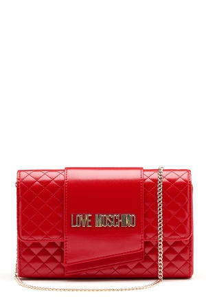 Love Moschino Evening Bag 500 Red One size