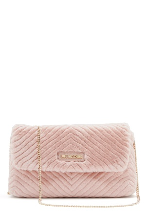 Love Moschino Evening Bag 601 Pink One size